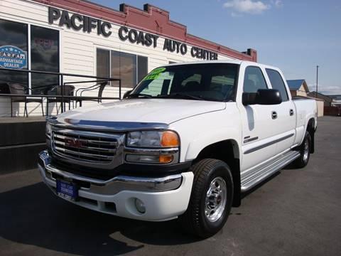 2005 GMC Sierra 2500HD for sale in Burlington, WA