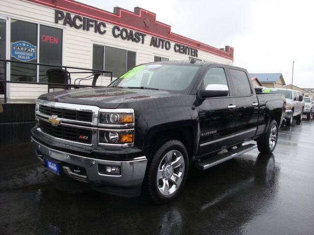 2014 Chevrolet Silverado 1500 Ltz Z71 In Burlington Wa Pacific