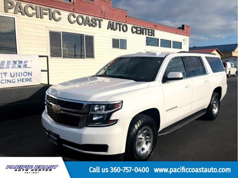 2016 Chevrolet Suburban for sale in Burlington, WA
