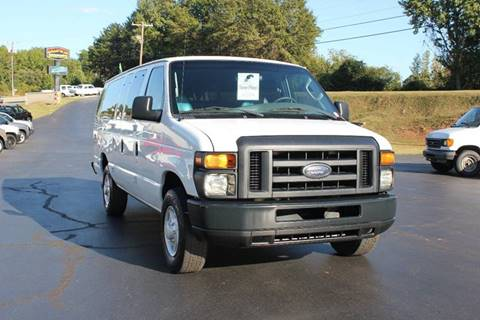 2008 Ford E-Series Wagon for sale in Greenville, SC