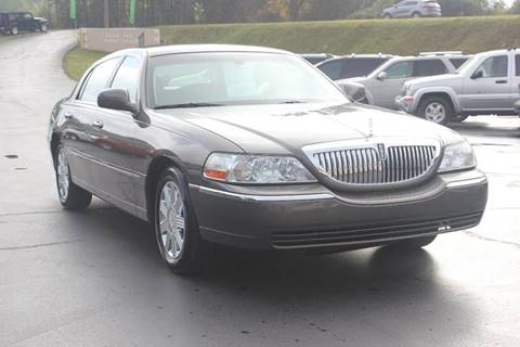 2004 Lincoln Town Car for sale in Greenville, SC