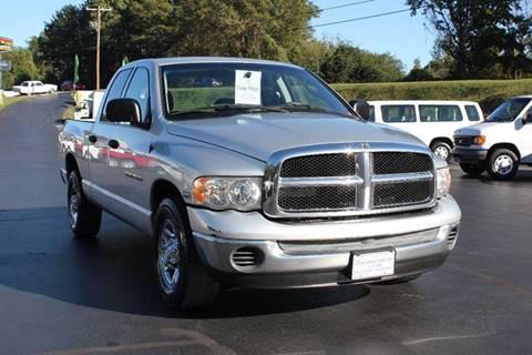 2005 Dodge Ram Pickup 2500 for sale in Greenville, SC
