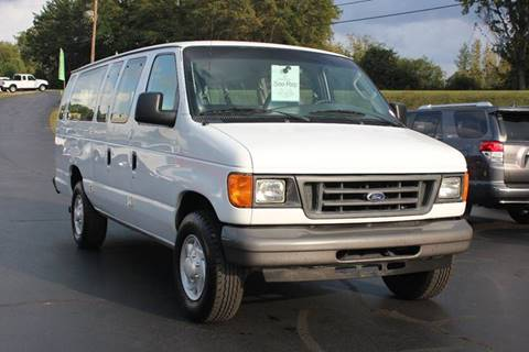2007 Ford E-Series Wagon for sale in Greenville, SC