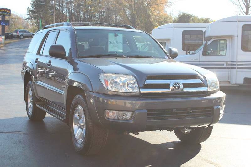 2005 Toyota 4Runner For Sale At Baldwin Automotive LLC In Greenville SC