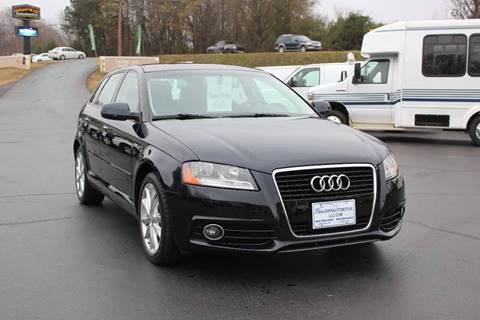 Audi Greenville Sc >> Used Audi For Sale In Greenville Sc Carsforsale Com