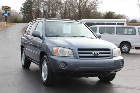 toyota highlander for sale in greenville sc. Black Bedroom Furniture Sets. Home Design Ideas