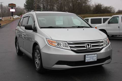 honda odyssey for sale in greenville sc