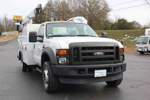 2010 Ford F-550 Super Duty for sale in Greenville, SC