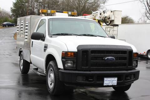 2008 Ford F-250 Super Duty for sale in Greenville, SC