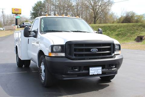 2004 Ford F-350 Super Duty for sale in Greenville, SC