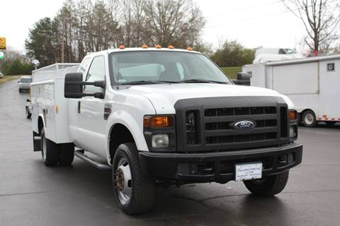 2008 Ford F-350 Super Duty for sale in Greenville, SC