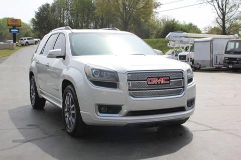 2013 GMC Acadia for sale in Greenville, SC
