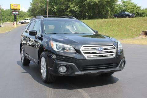 2015 Subaru Outback for sale in Greenville, SC