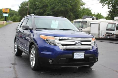 2013 Ford Explorer for sale in Greenville, SC
