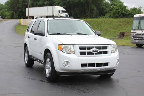 Ford Escape Hybrid For Sale >> Used Ford Escape Hybrid For Sale In South Carolina Carsforsale Com