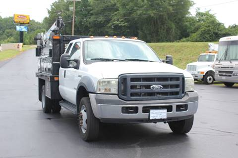 2006 Ford F-450 Super Duty for sale in Greenville, SC