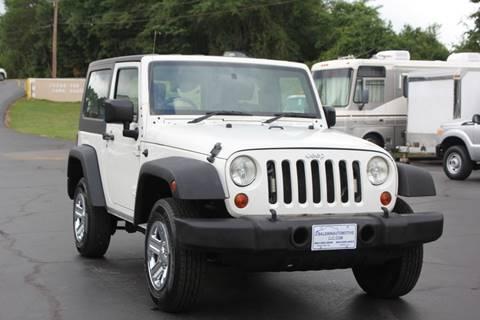 Jeep Wrangler For Sale In Sc >> 2008 Jeep Wrangler For Sale In Greenville Sc