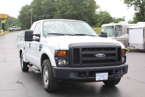 2009 Ford F-250 Super Duty for sale in Greenville, SC