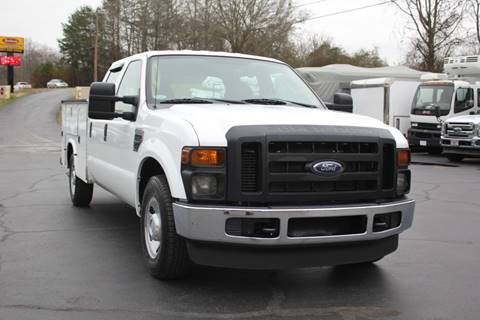 2009 Ford F-250 Super Duty for sale at Baldwin Automotive LLC in Greenville SC