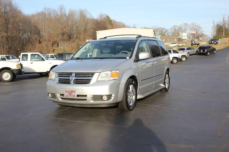 2010 Dodge Grand Caravan SXT (image 3)
