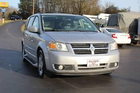 2010 Dodge Grand Caravan SXT for sale at Baldwin Automotive LLC in Greenville SC