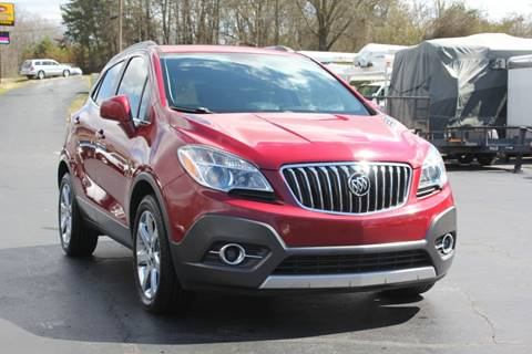 2013 Buick Encore Leather for sale at Baldwin Automotive LLC in Greenville SC