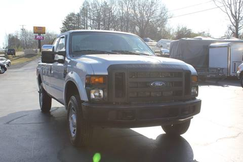 2008 Ford F-250 Super Duty XL for sale at Baldwin Automotive LLC in Greenville SC