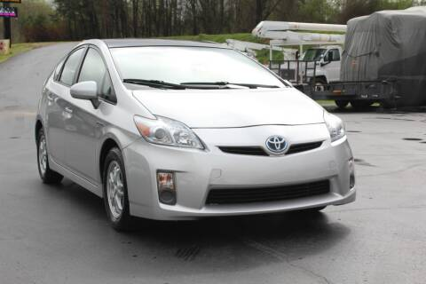 2010 Toyota Prius III for sale at Baldwin Automotive LLC in Greenville SC