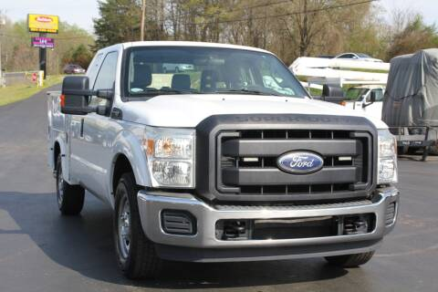 2011 Ford F-250 Super Duty XL for sale at Baldwin Automotive LLC in Greenville SC