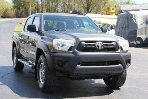 2012 Toyota Tacoma PreRunner for sale at Baldwin Automotive LLC in Greenville SC