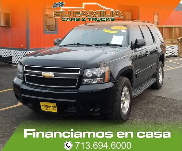 2011 Chevrolet Tahoe 4x2 LS 4dr SUV - Houston TX