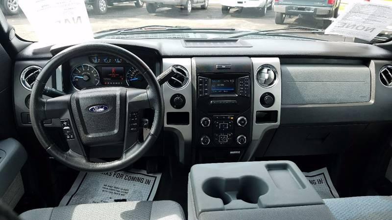 2013 Ford F-150 4x2 XLT 4dr SuperCrew Styleside 5.5 ft. SB - Houston TX
