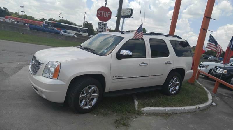 2009 GMC Yukon SLT 4x2 4dr SUV w/ 4SA - Houston TX