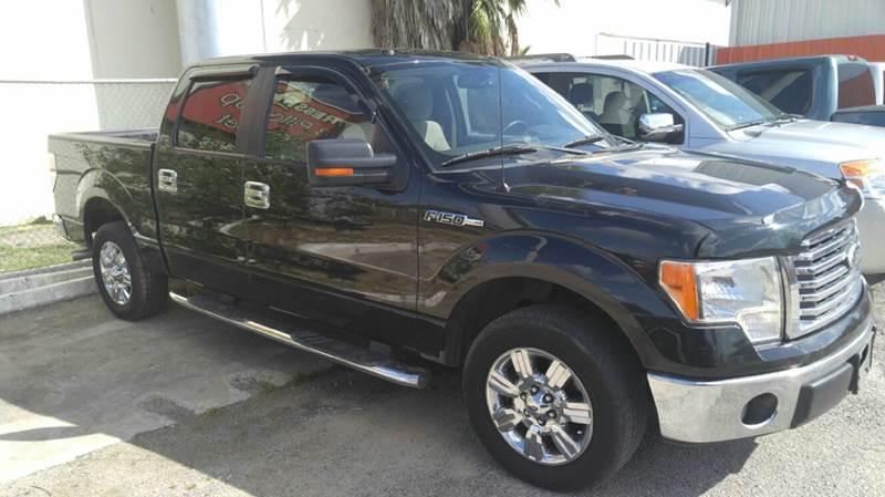 2010 Ford F-150 XLT 4x2 4dr SuperCrew Styleside 5.5 ft. SB - Houston TX