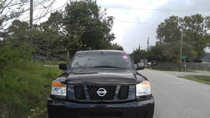 2010 Nissan Titan SE 4x2 4dr Crew Cab SWB Pickup - Houston TX