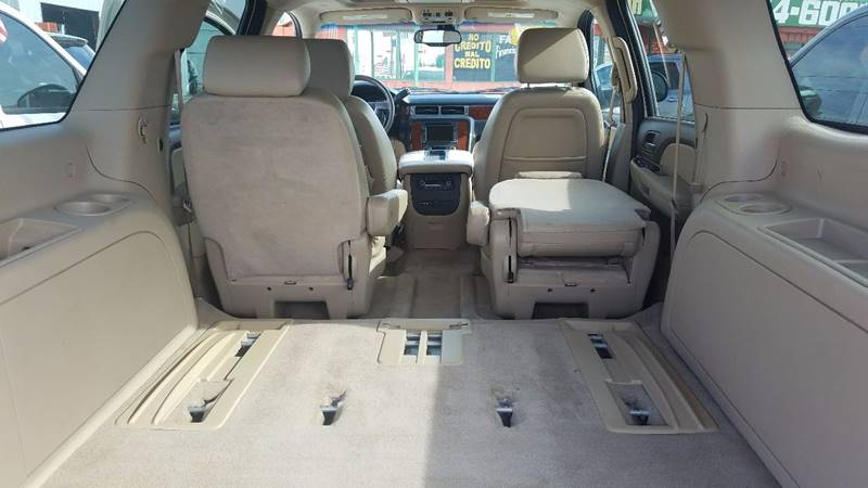 2009 Chevrolet Suburban 4x2 LTZ 1500 4dr SUV - Houston TX