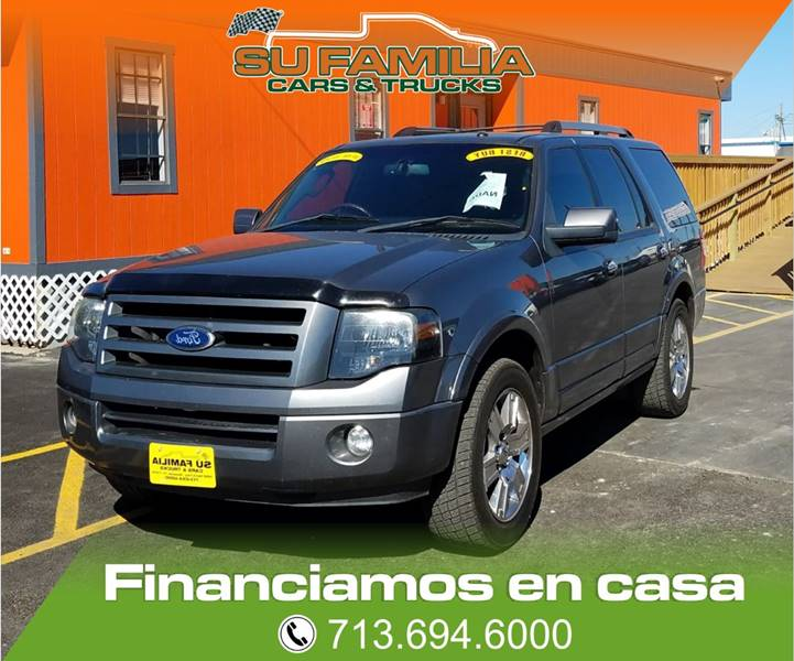 2010 Ford Expedition 4x2 Limited 4dr SUV - Houston TX