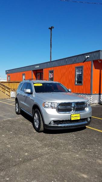 2013 Dodge Durango AWD Crew 4dr SUV - Houston TX