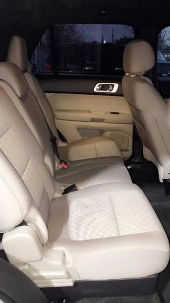2013 Ford Explorer AWD XLT 4dr SUV - Houston TX
