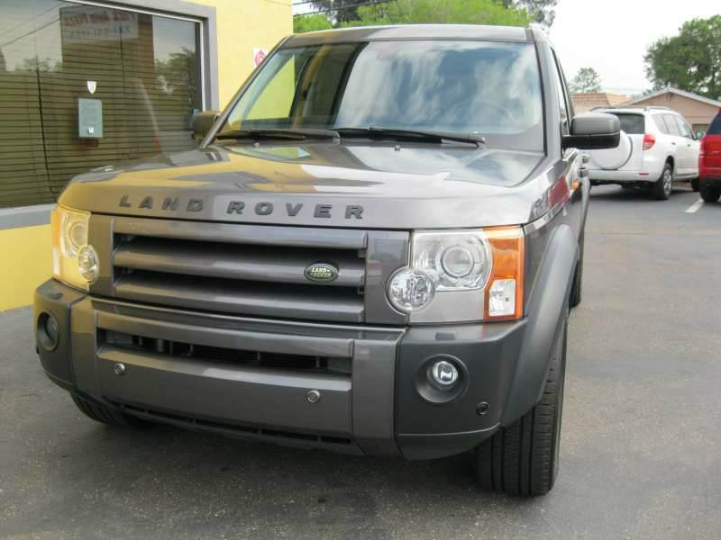 2006 Land Rover LR3 for sale at PARK AUTOPLAZA in Pinellas Park FL