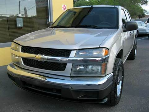 2005 Chevrolet Colorado for sale at PARK AUTOPLAZA in Pinellas Park FL