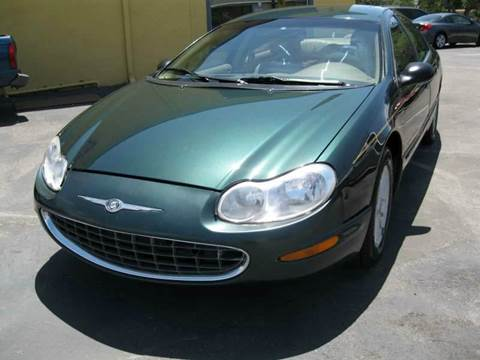 1999 Chrysler Concorde for sale at PARK AUTOPLAZA in Pinellas Park FL