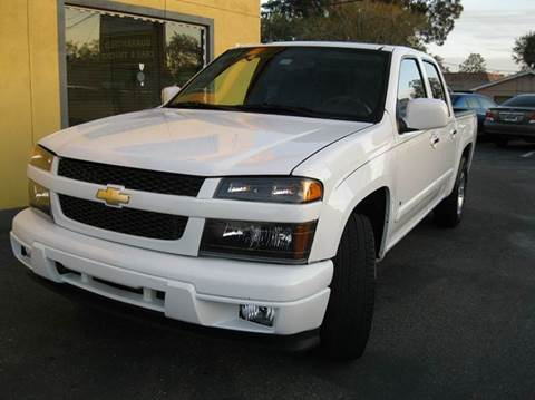 2009 Chevrolet Colorado for sale at PARK AUTOPLAZA in Pinellas Park FL