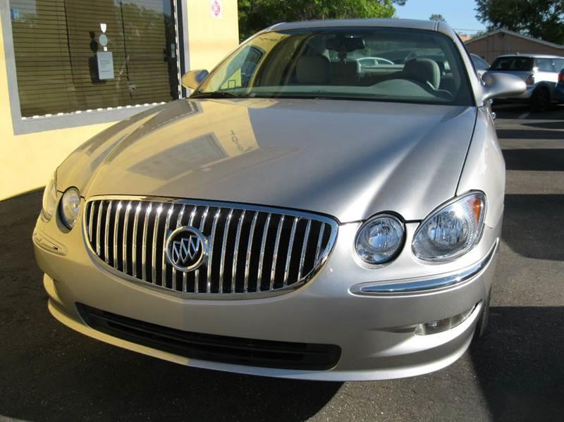 2008 Buick LaCrosse for sale at PARK AUTOPLAZA in Pinellas Park FL