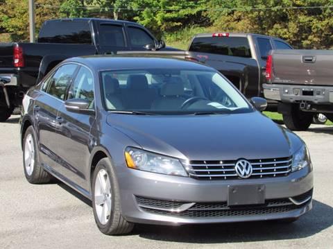 2015 Volkswagen Passat for sale in Home, PA