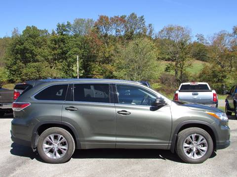 2015 Toyota Highlander for sale in Home, PA