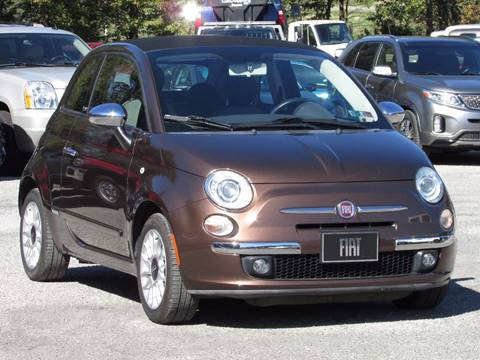 2012 FIAT 500c for sale in Home, PA