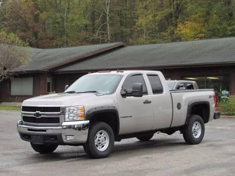 2007 Chevrolet Silverado 2500HD for sale in Home, PA
