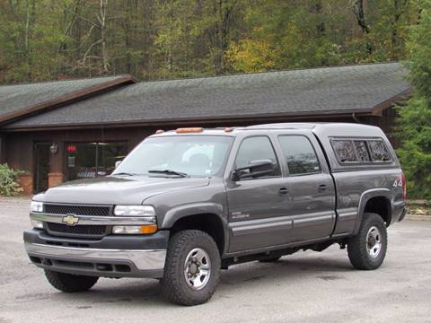 2002 Chevrolet Silverado 2500HD for sale in Home, PA