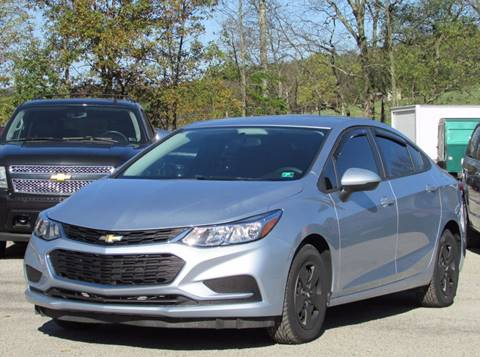 2017 Chevrolet Cruze for sale in Home, PA